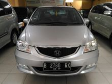 Honda New City V-TEC 1.5 AT 2007 Silver