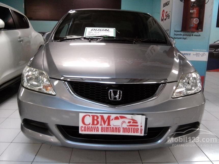 2008 Honda City VTEC Sedan
