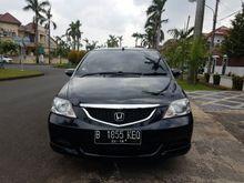 2008 Honda City 1.5 VTEC Sedan manual mulus - Hitam