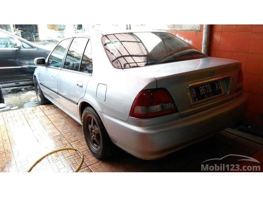 2000 Honda City VTi Sedan