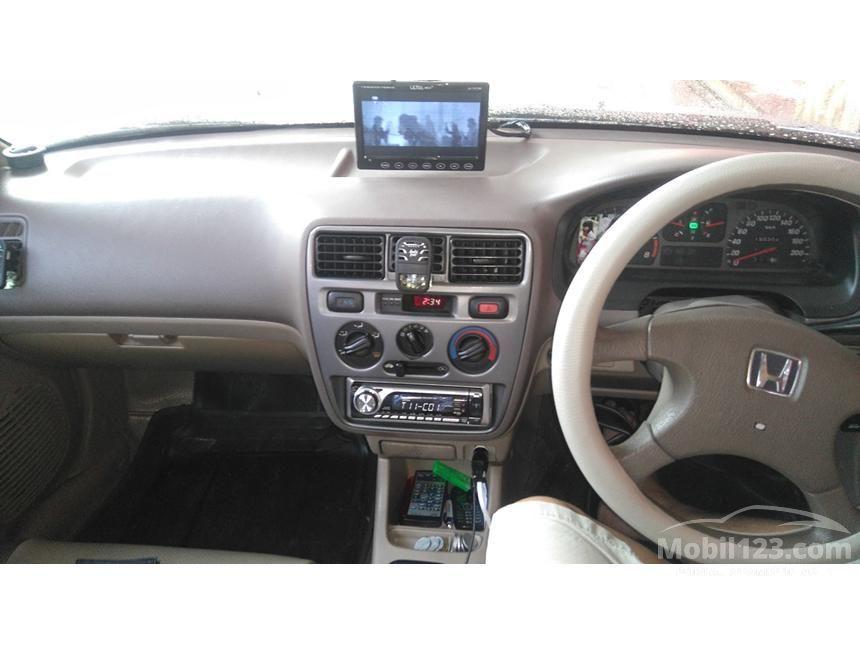 2002 Honda City VTi Sedan