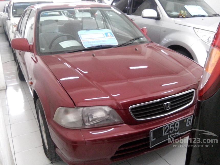 1997 Honda City VTi Sedan
