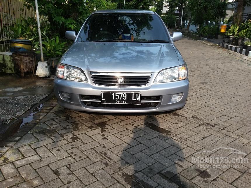 2001 Honda City VTi Sedan