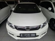 2012 Honda Civic 1.8 AT Putih