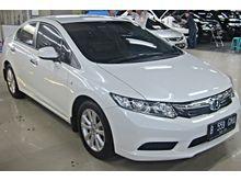 All New Honda Civic 1.8 MT 2013, HARGA PROMO