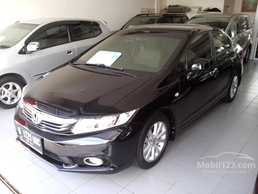 2012 Honda Civic 1.8 Sedan