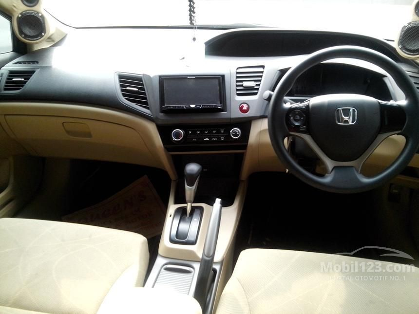 2013 Honda Civic 1.8 Sedan