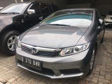 2012 Honda Civic 1.8 LIKE NEW KM RENDAH RECORD RADJAMOBIL AXC SUMMARECON BEKASI