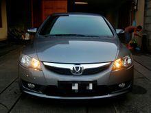 2010 Honda Civic FD1 1.8 Facelift Sedan Automatic