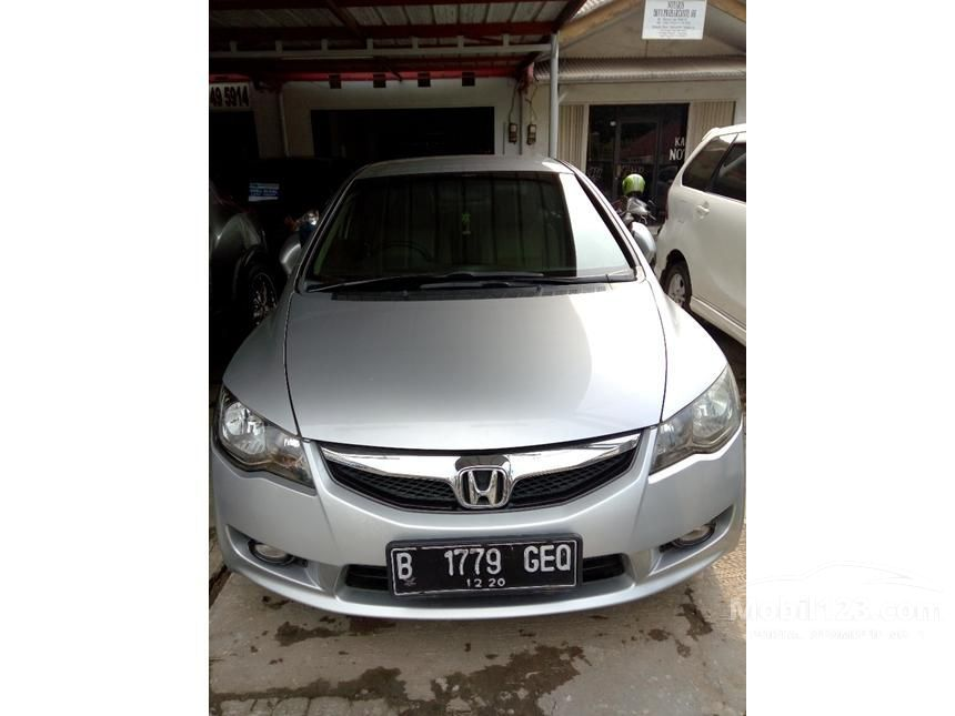 2010 Honda Civic 1.8 Sedan