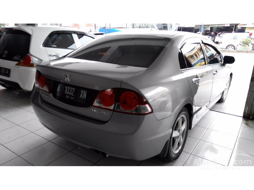 2007 Honda Civic 1.8 Sedan