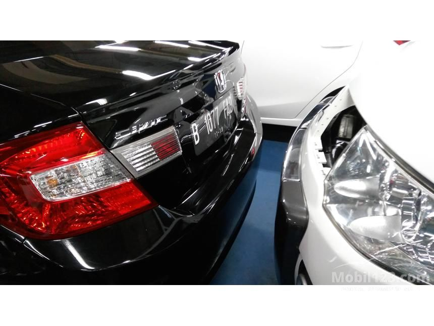2014 Honda Civic 1.8 Sedan