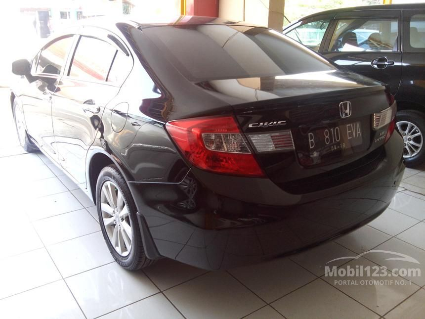 2013 Honda Civic 1.8 Sedan