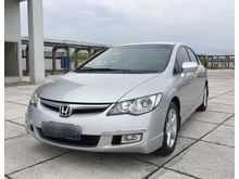 Honda Civic 1.8 Automatic 2007 Tangan 1 Dp Minim 20 Juta