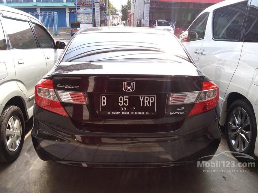 2011 Honda Civic 1.8 Sedan