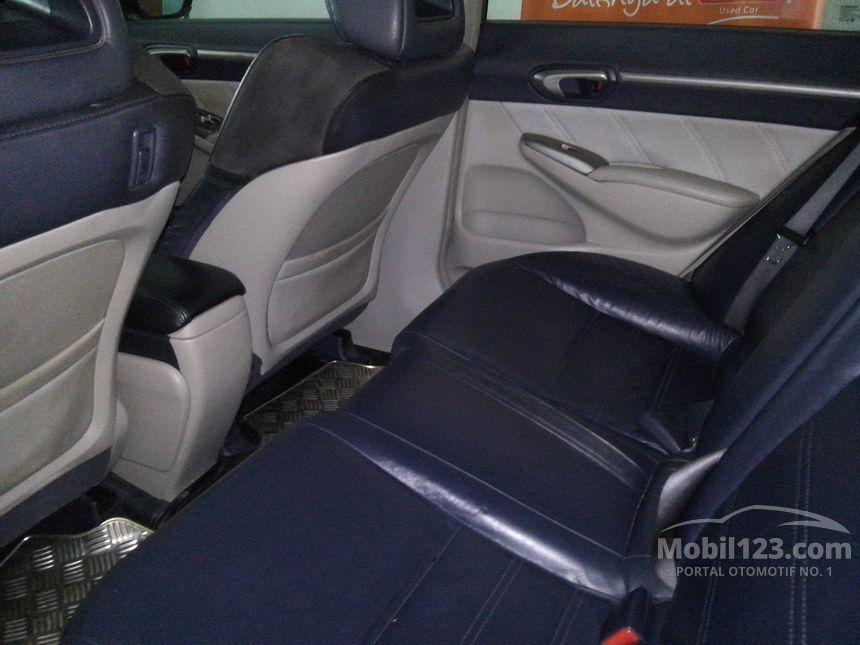 2007 Honda Civic 2 Sedan