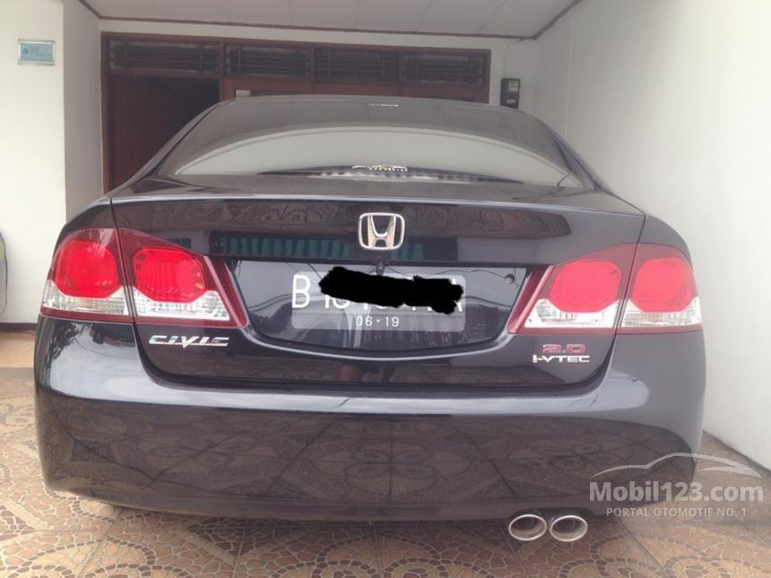 2009 Honda Civic 2 Sedan