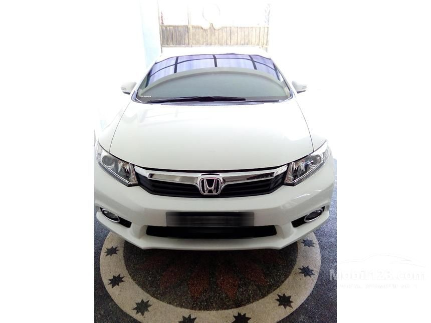 2014 Honda Civic 2 Sedan