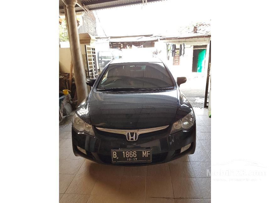 2007 Honda Civic 2 Sedan