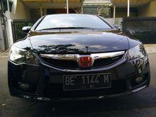 2011 Honda Civic 2.0 FD2 AT Low KM