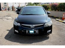2007 Honda Civic 2.0 2 Sedan