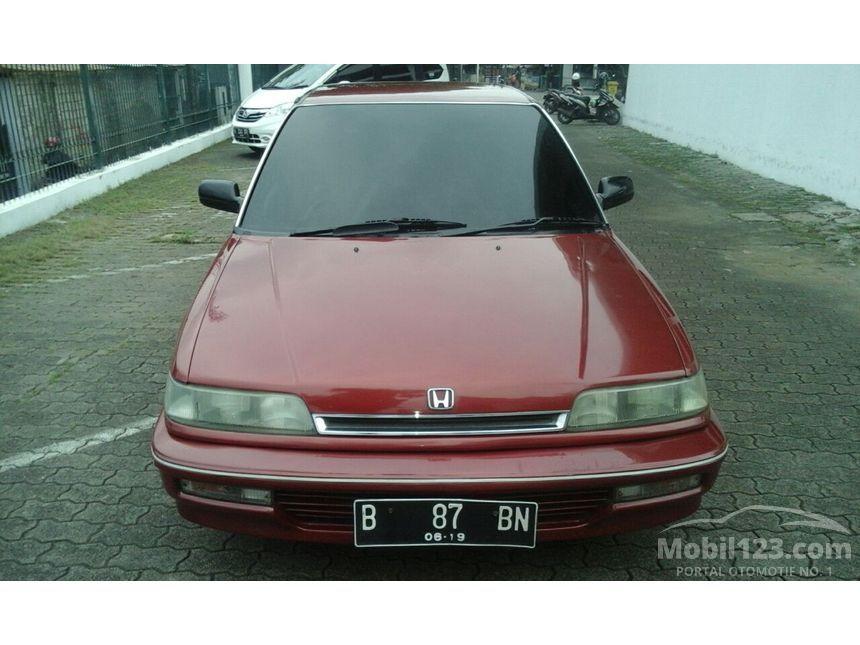 1991 Honda Civic Sedan