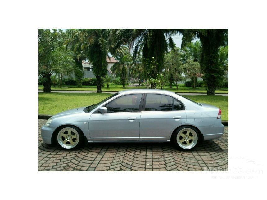 Jual Mobil Honda Civic 2001 1.8 di Jawa Timur Automatic ...