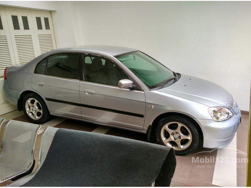 2001 Honda Civic Sedan