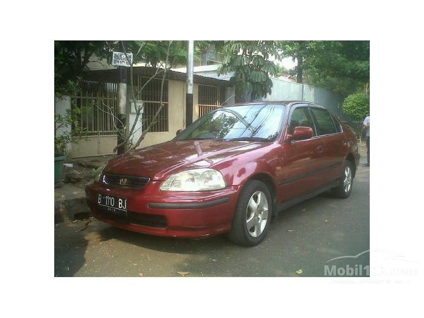 1996 Honda Civic Sedan