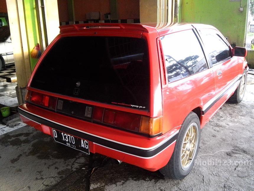 1986 Honda Civic Sedan