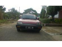 1987 Honda Civic 1.5 Sedan Merah Cantik