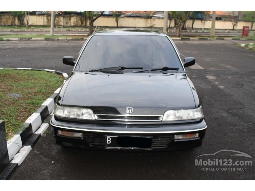 1990 Honda Civic Sedan