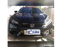 2016 Honda Civic 1.5 Turbo 1.5  Automatic Sedan