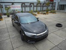 2016 Honda Civic 1.5 Turbo At Km 2rb Asli Record
