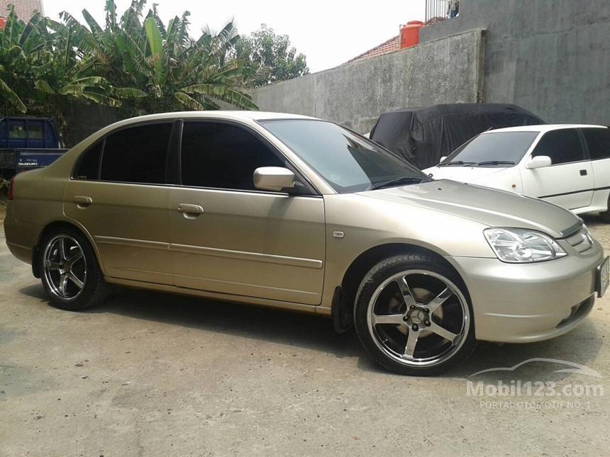 2003 Honda Civic VTi-S Exclusive Sedan