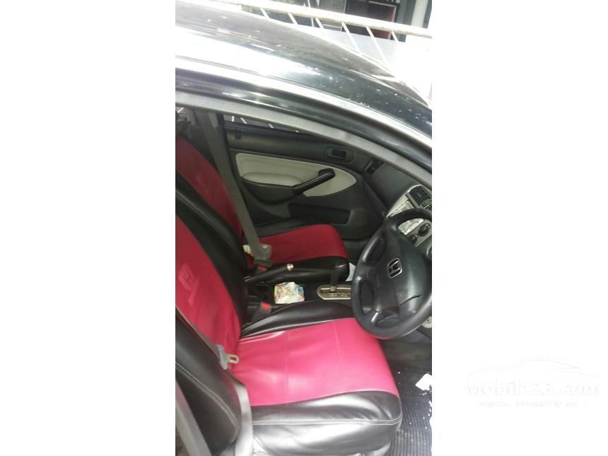 2001 Honda Civic VTi-S Exclusive Sedan