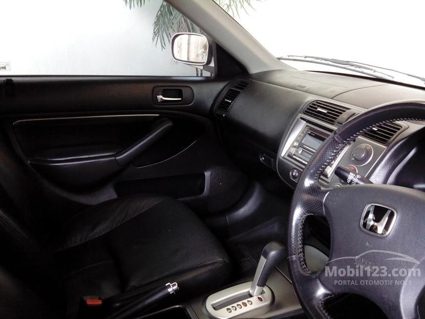 2004 Honda Civic VTi-S Sedan