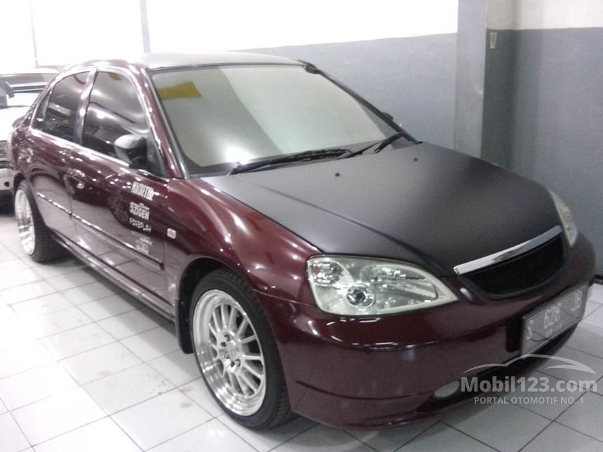 2004 Honda Civic VTi Sedan