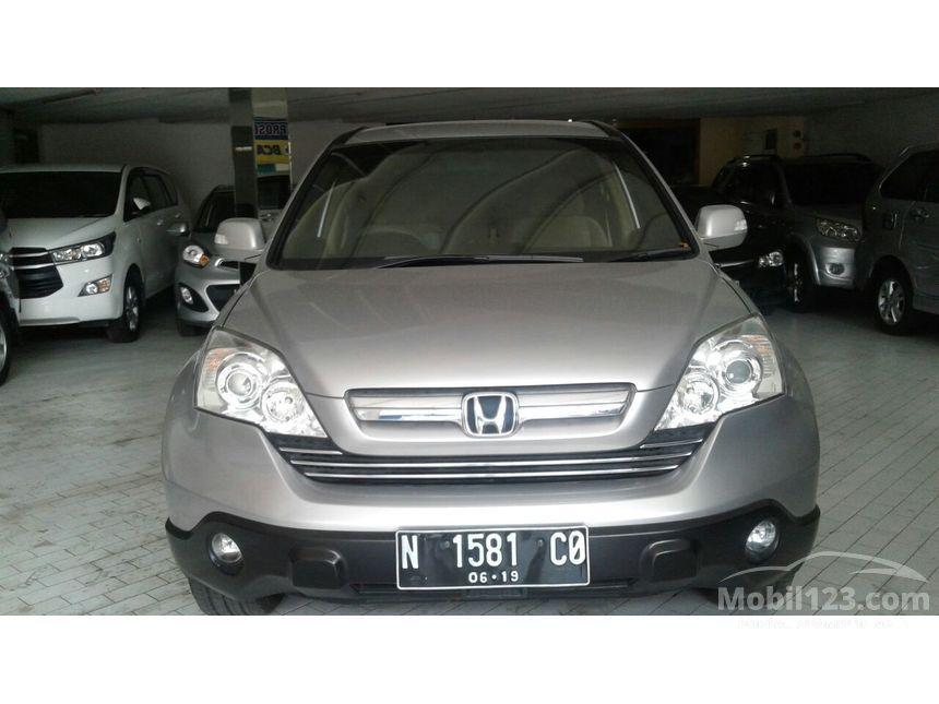 Jual Mobil Honda CR-V 2007 2.0 i-VTEC 2.0 di Jawa Timur ...