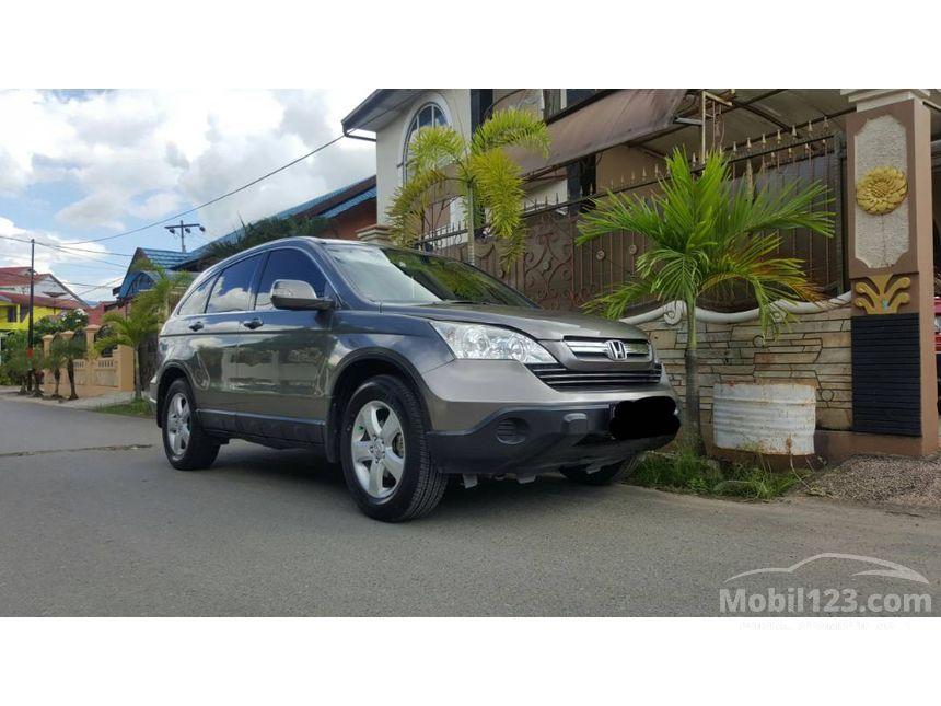 Jual Mobil Honda CR-V 2008 2.0 i-VTEC 2.0 di Kalimantan ...