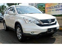 Honda CR-V 2.0 2012 Putih Kondisi Mantab Siap Bawa Luar kota