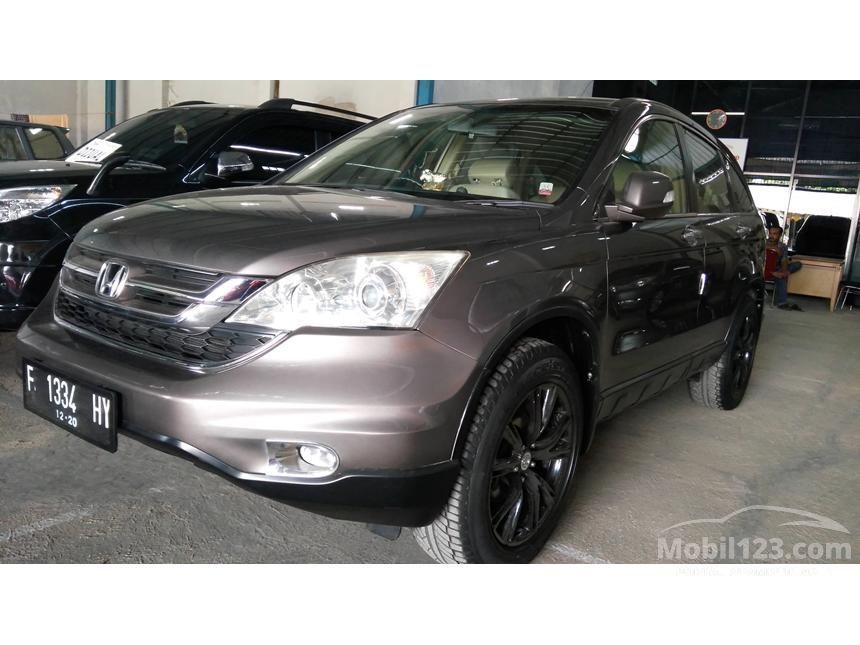 2010 Honda CR-V 2.0 i-VTEC SUV