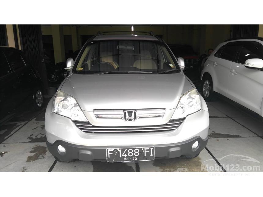 2007 Honda CR-V 2.0 i-VTEC SUV