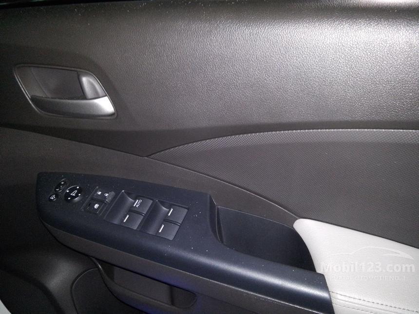 2013 Honda CR-V 2.0 Prestige SUV