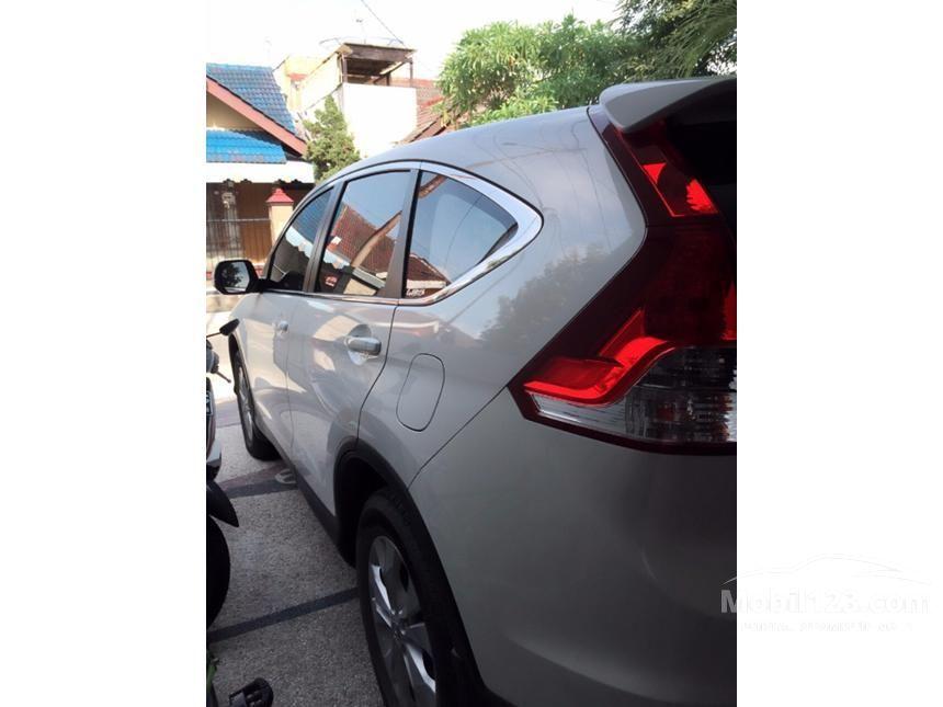 2014 Honda CR-V 2.0 Prestige SUV