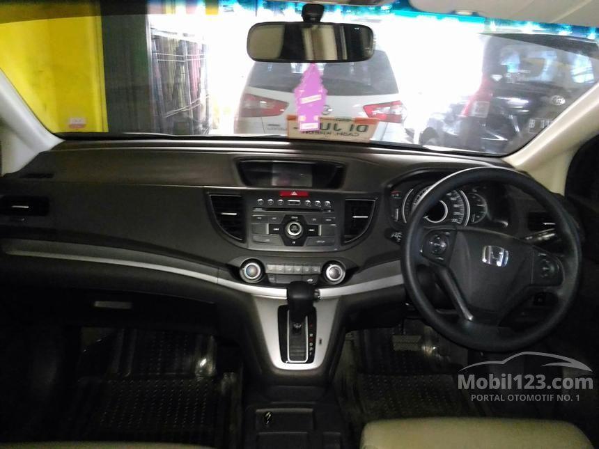 2012 Honda CR-V 2.0 Prestige SUV