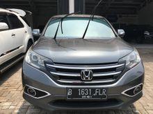 2013 Honda CR-V 2.0 MANUAL LANGKA ISTIMEWA ANTIK SEPERTI BARU TOP CONDITION RadjaMobil AXC SUMMARECON BEKASI