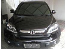 Honda CR-V 2.4 i-VTEC TAHUN 2008 WARNA DARK MOCCA