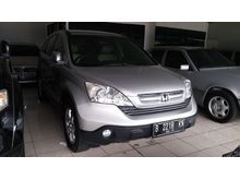 VICTOR99 CR-V 2.4 2007 AT Excellent Condition