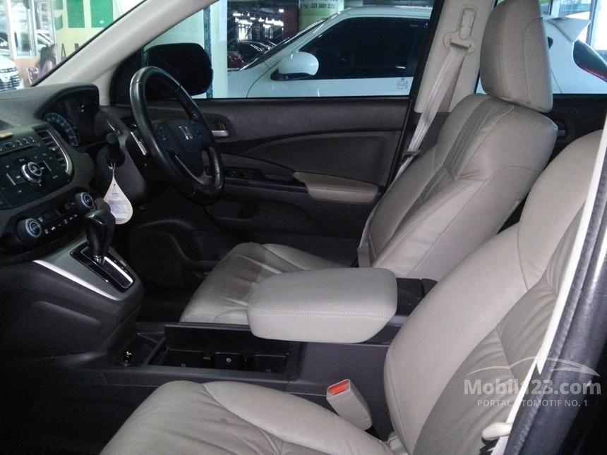 2012 Honda CR-V 2.4 i-VTEC SUV